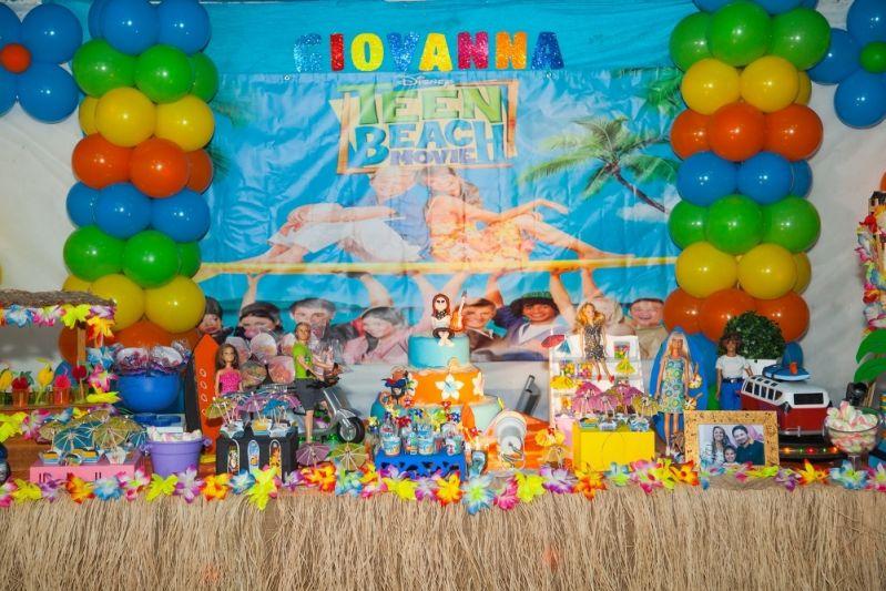 Filmagem de Festa Infantil Paraty - Filmagem Profissional