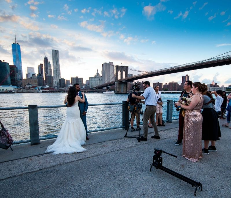Filmagens e Edições Rio das Ostras - Filmagem para Casamentos
